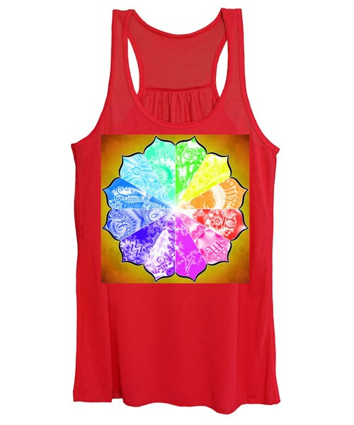 The Age Of Pisces Women's Tank Top