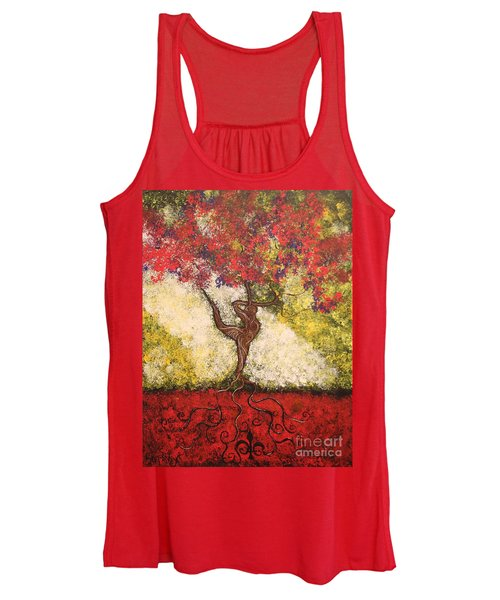 The Dancer Series 7 Women's Tank Top