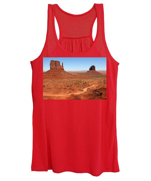 The Famous Mittens Women's Tank Top