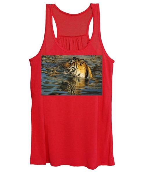 Tiger 3 Women's Tank Top