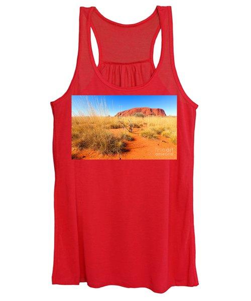 Central Australia Women's Tank Top