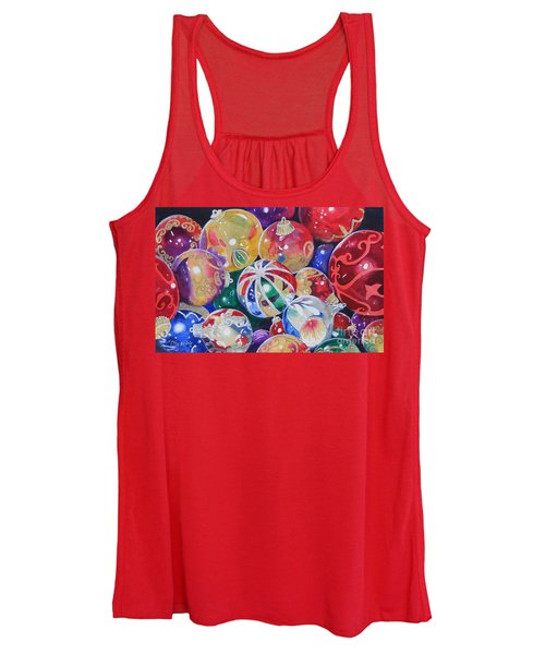 Colors Of Christmas ...sold  Women's Tank Top