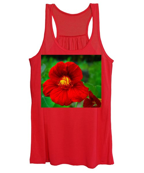 Day Lily Women's Tank Top