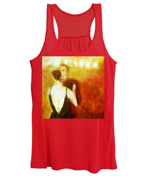 Enchanted Evening Women's Tank Top