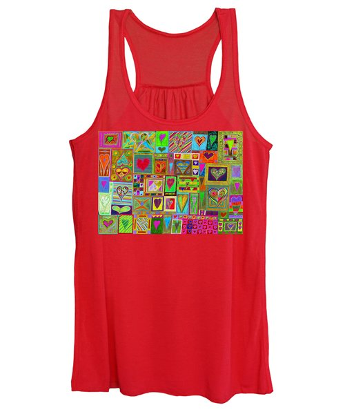 find U'r Love found    v15 Women's Tank Top