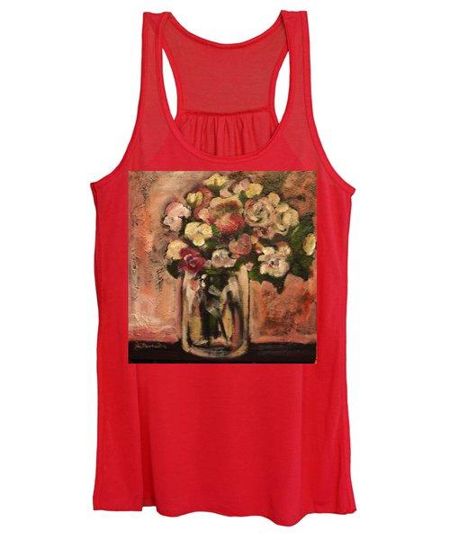 Flowers For Mom Women's Tank Top