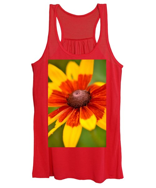 Looking Susan In The Eye Women's Tank Top