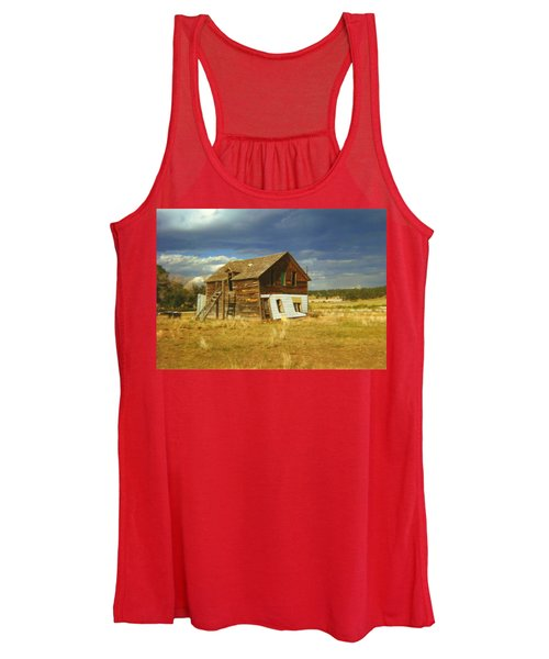 Ranch House Women's Tank Top