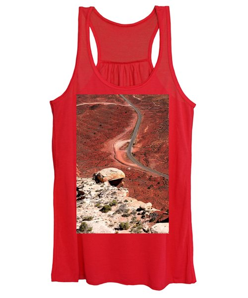 Red Rover Women's Tank Top