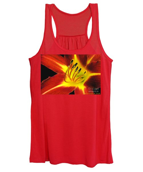 The Heat Is On Women's Tank Top