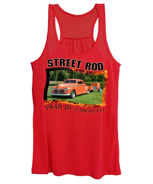 1948 Plymouth Grant Women's Tank Top