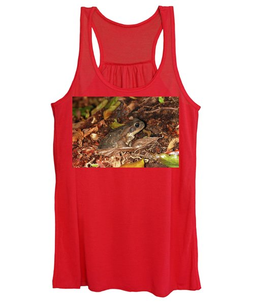 Cane Toad Women's Tank Top