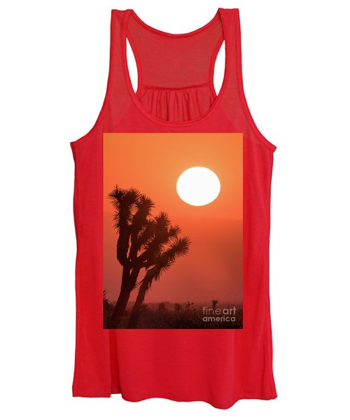 Desert Sunrise Women's Tank Top