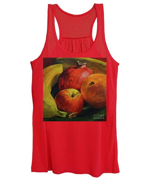 Get Your Snuggle Time Women's Tank Top