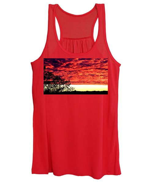 Pacific Coast Skies Women's Tank Top