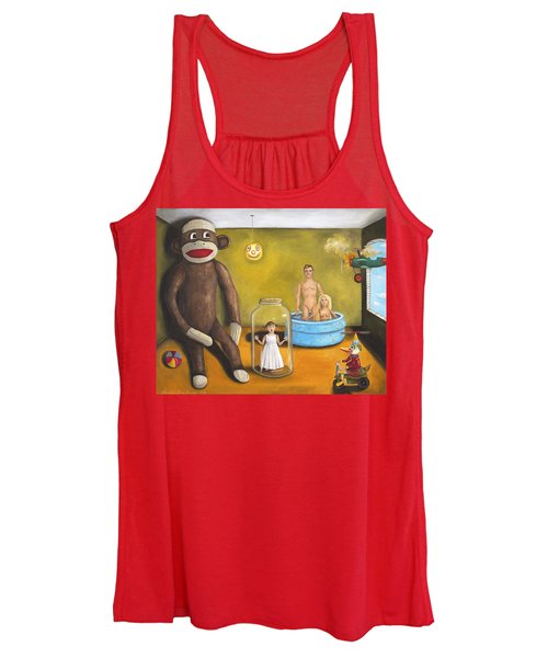 Playroom Nightmare 2 Women's Tank Top