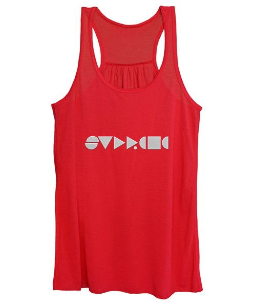 Supreme Being Embroidered Abstract - 2 Of 5 Women's Tank Top