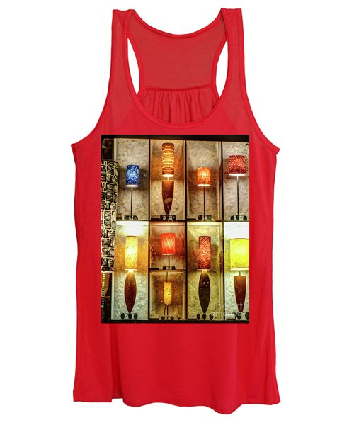 1221b Lincoln St. Women's Tank Top