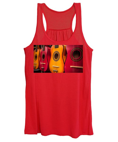 Guitar Women's Tank Top