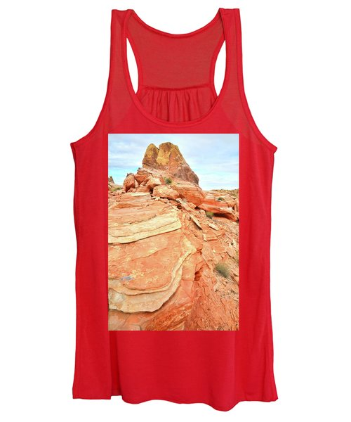 Valley Of Fire High Country Women's Tank Top
