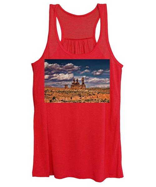 Goblin Valley Women's Tank Top