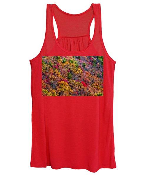 Fall Colors Women's Tank Top