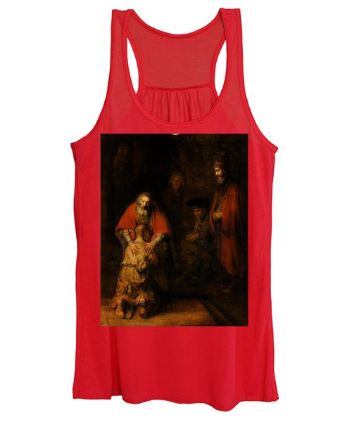 Return Of The Prodigal Son Women's Tank Top