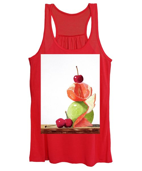 A Balanced Meal Women's Tank Top