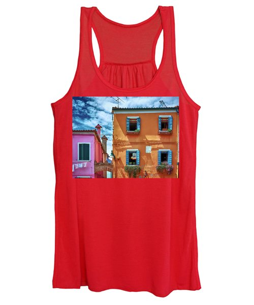 A Fragment Of Color Women's Tank Top