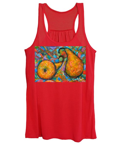 A Pair Women's Tank Top