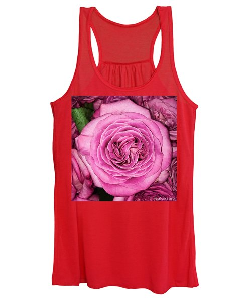 A Thousand Petals Women's Tank Top
