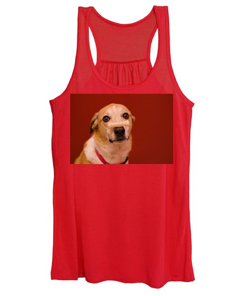 Abbie And A Bone Women's Tank Top