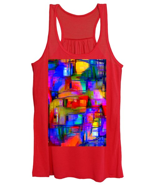 Abstract 1293 Women's Tank Top