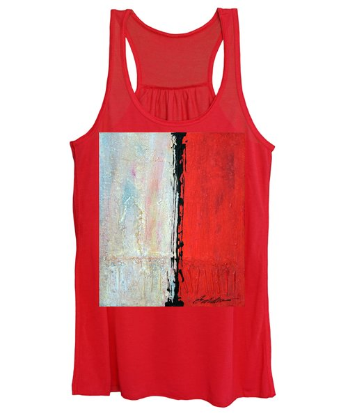 Abstract 200803 Women's Tank Top