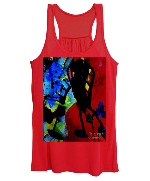 Abstract-7 Women's Tank Top