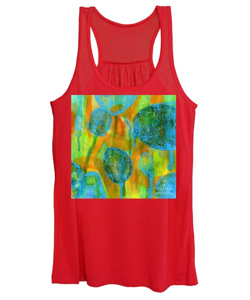 Abstract Painting No. 1 Women's Tank Top