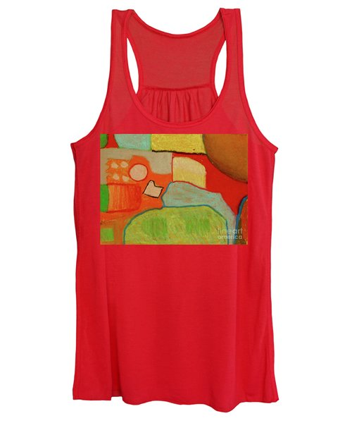 Abstraction123 Women's Tank Top