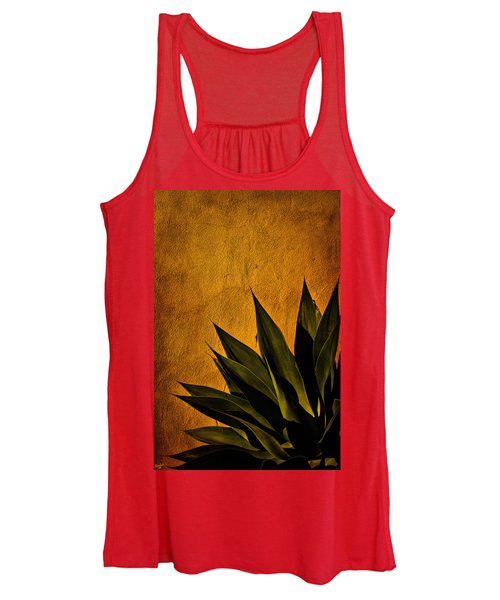 Adobe And Agave At Sundown Women's Tank Top