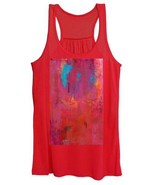 All The Pretty Things Women's Tank Top