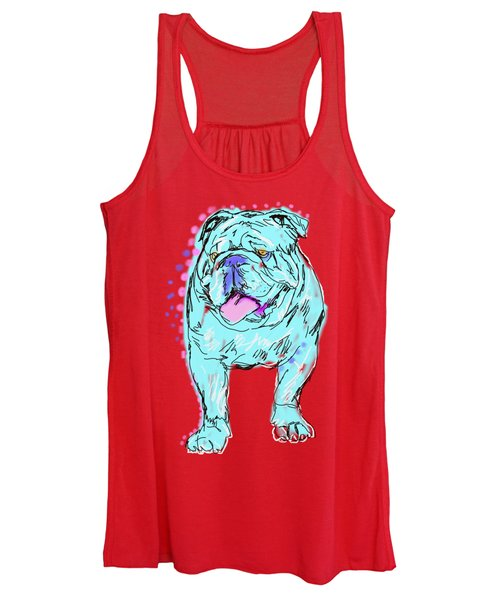 Always Keep Your Bully Around You Women's Tank Top
