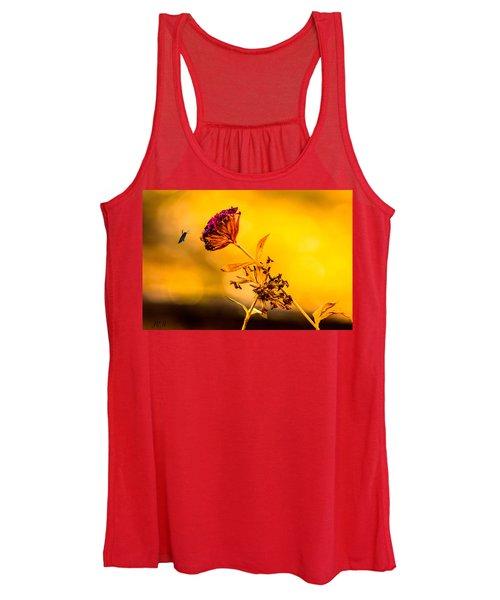 Amazon Cherry Women's Tank Top