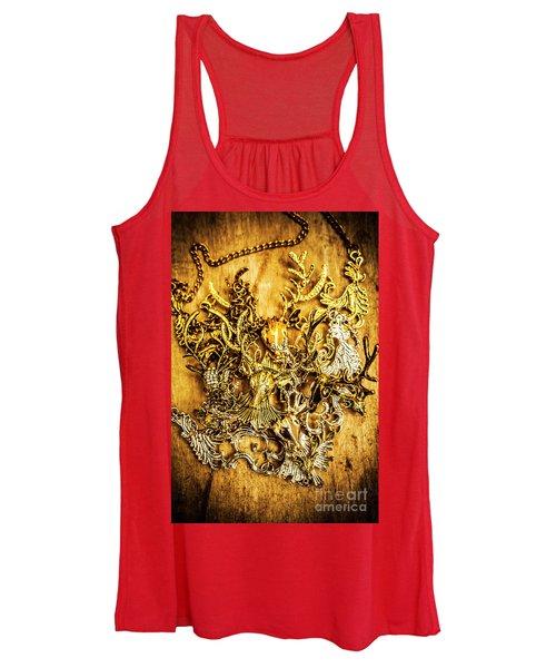 Animal Amulets Women's Tank Top