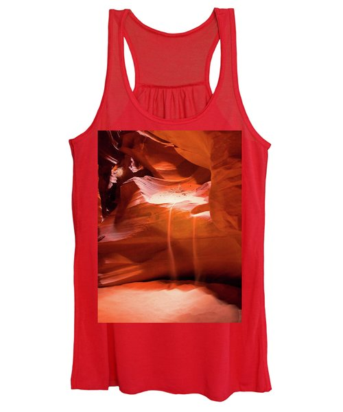 Antelope Canyon - The Falls Women's Tank Top