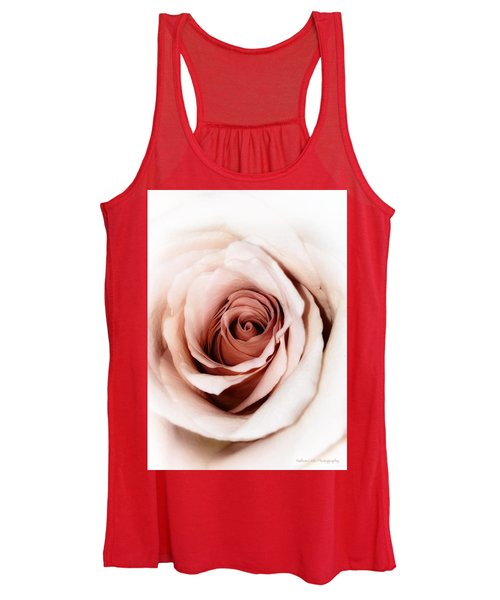 Antique Rose Women's Tank Top