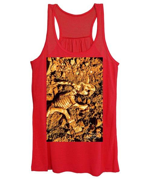 Archaeology Dig Women's Tank Top