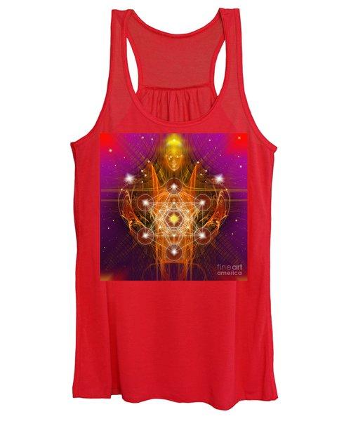 Archangel Metatron Women's Tank Top