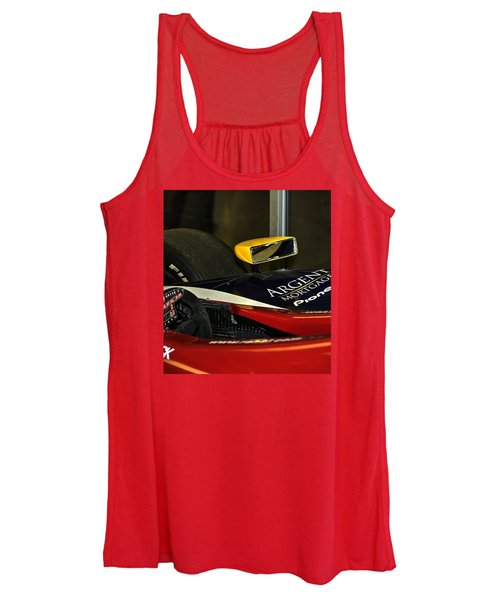 Argent Mortgage Pioneer Indy Car 21162 Women's Tank Top