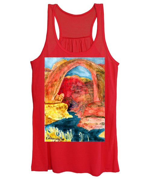 Arizona Rainbow Women's Tank Top