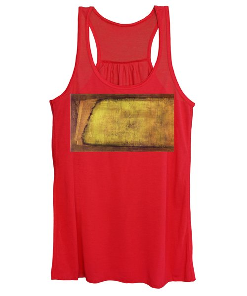 Art Print Terra Women's Tank Top