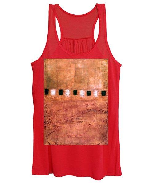 Art Print U10 Women's Tank Top